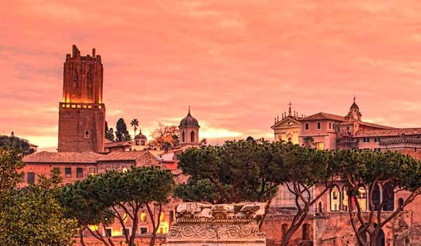 Un mondo nascosto: il Medioevo romano